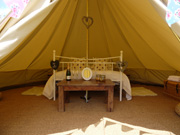 Tents hire company in Wiltshire